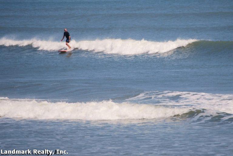 Surfing St. Augustine